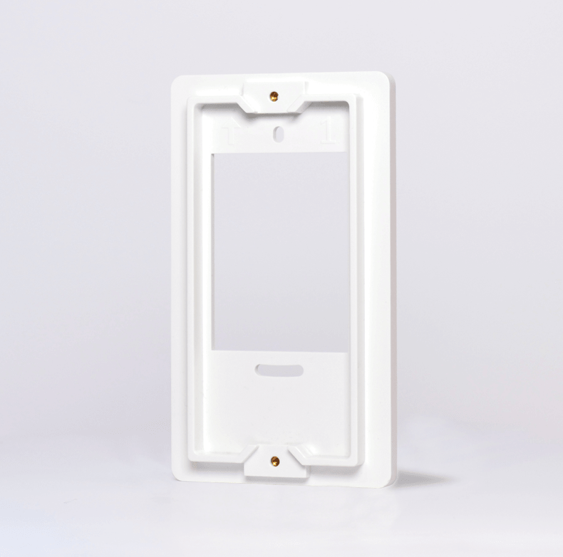 Flat-Wall-Mounting-Surround-White